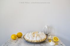 It's Pi Day, and vegan meringue broke the internet. Therefore, I bring you pie and meringue. I heard about the infamous chickpea-based meringue over the past few weeks on Facebook and blogs (like r...