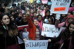 New Delhi Women's March January 21, 2017