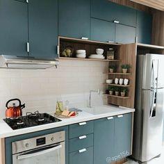 Home Decor Ideas – Decoration Bathroom Home – Decor Kitchen Sets, Home Decor Kitchen, Kitchen Furniture, Home Kitchens, Modern Kitchen Cabinets, Kitchen Layout, Home Room Design, Interior Design Kitchen, Concrete Kitchen