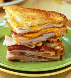 Chipotle Bacon Monte Cristo Sandwiches #original recipe