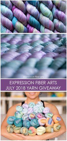 Yarn giveaways march 2018