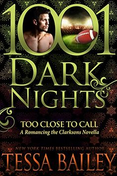 Too Close to Call: A Romancing the Clarksons Novella by T... https://smile.amazon.com/dp/B01N2U961V/ref=cm_sw_r_pi_dp_x_HxLxybNXNQWZD