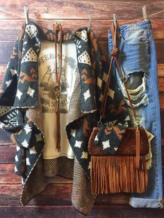 Apache Sweater