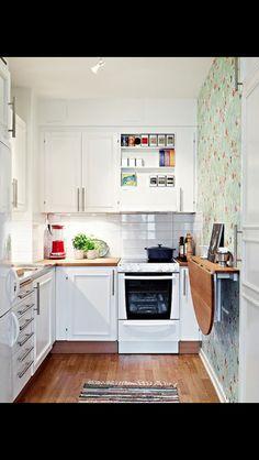 16 mejores imágenes de mesas cocina | Small kitchens, Kitchen bars y ...