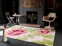 Harlequin 028 Rose Pink Rug A floral pattern rug with beautiful and attractive details. It is acrylic Hand tufted and hand carved It is made in China Contemporary Rugs, Modern Rugs, Beige, Gold Rug, Modern Carpet, Grey Carpet, Buy Rugs, Carpet Design, Art