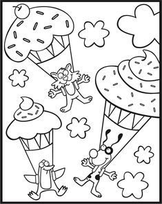Welcome to Dover Publications - Cool Cupcakes                                                                                                                                                                                 More