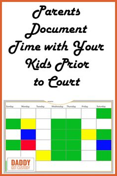 #Dads who are unfamiliar with the court system often don't realize that even in family #court, there are a lot of procedures in place to expedite the process of settling child custody matters. Because of this, a court will often make a number of assumptions about how much time Dad spends with his kids, and will default to standard visitation. #divorce Click Pic to Read More... (from http://DaddyGotCustody.com)