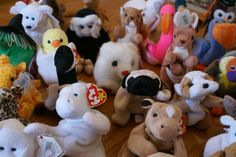 How Many Beanie Babies Do You Own? from Things 90's Kids Say