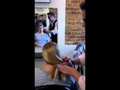 Mickey Bolek|Cool Summer Braid Demo 1 #how_to_braid_hair #michael_anthony_salon_dc #mickey_bolek