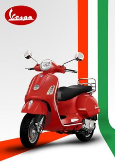 Vespa for wife