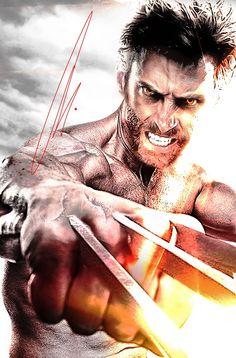 Wolverine ( X-Men ) // Marvel // Hugh Jackman Marvel Comics, Hq Marvel, Anime Comics, Marvel Heroes, Mundo Marvel, Hugh Jackman, Hugh Michael Jackman, Wolverine Art, Logan Wolverine
