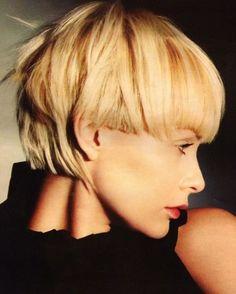 MariMoon - Cortes: cabelos curtos e alternativos