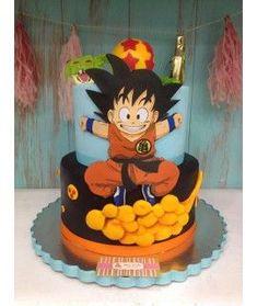 Pastel Fondant Dragon Ball Z Fondant Cake Dragon Ball Z Goku Birthday, Mario Birthday Cake, Dragon Birthday, Ball Birthday Parties, Adult Birthday Party, 1st Boy Birthday, Tarta Dragon Ball, Dragonball Z Cake, Anime Cake