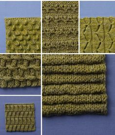ISSUU - Reversible Knitting: 50 Brand-New, Groundbreaking Stitch Patterns - Preview by ABRAMS