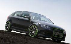 Audi A3 trim - Gott weiss ich will kein Engel sein