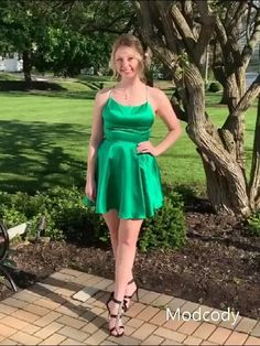 Our selection of very short evening wear, with the use of trend-setting styles, natural, formal. Dance Dresses, Satin Dresses, Cheap Dresses, Sexy Dresses, Evening Dresses, Short Dresses, Prom Dresses, Dress Prom, Plus Size Dress Outfits