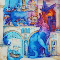 @дневники — Пусти меня в свои стены, хрустальный замок радости, Арвентур!