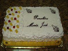 Cada bolo de aniversário para mim é o bolo! Tem que ser especial, tem que ser pensado e idealizado… E assim saiu mais um bolinho… E...