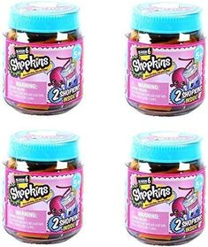 Shopkins Chef Club Season 6 Jars - Set of 4 Shopkins Chef Club, Toys For Girls, Kids Toys, Nom Noms Toys, Baby Disney Characters, Pinterest Diy Crafts, Our Generation Dolls, Birthday Gifts For Boys, Best Pens
