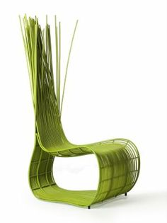 Yoda Easy Chair by Kenneth Cobonpue