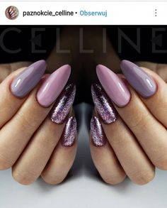 Love the color and the cut of the nails Nail Design Ideas! is part of nails - Love the color and the cut of the nails Source by katharina perts Fabulous Nails, Gorgeous Nails, Perfect Nails, Fancy Nails, Trendy Nails, Cute Nails, Cute Acrylic Nails, Glitter Nails, Acrylic Colors