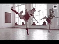 Ed Sheeran - Give me love | contemporary choreography Vladimir Babich, Alisa Zaitseva | Dside Dance - YouTube