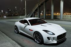 Jaguar C-X16 | Ian Callum