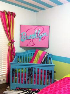 Baby Girl Nursery Ideas | ... nursery, nursery ideas, baby girl room, baby girl, baby girl nursery