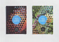 Ten days in Print / Branding / Logotype / Identity