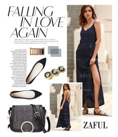 """""""Zaful 27/2"""" by merima-kopic ❤ liked on Polyvore featuring Privé, Witchery, Urban Decay and zaful"""