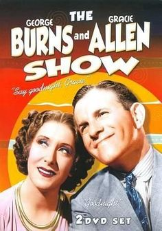 From the date of its premiere, on October 12, 1950, through its final telecast on September 22, 1958, CBS's THE GEORGE BURNS AND GRACIE ALLEN SHOW checked in as one of the most popular series of its e
