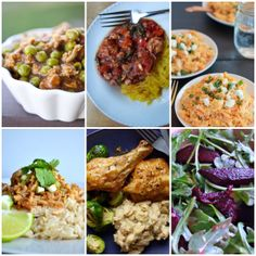 Advocare 24 Day Challenge Meal Plans