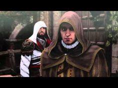 Assassin´s Creed Brotherhood #004   Borgia-Hauptmann besiegt ⚤ Die zweit...