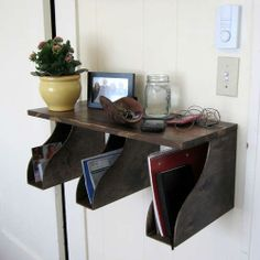 mail rack home