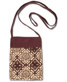 SoulFlower-Cocoa Bean Sling Bag-$22.00