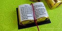 This is a follow-up to our Christmas version of these cute Candy Scriptures. After Christmas, we had so many of you email us and request a printable Bible verse that would be appropriate for Easter. So we have included a printable pdf of the scripture found in John 11: 25-27. A few years ago, my mom...Read More »