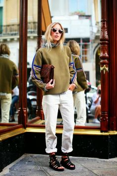 Friday Eye Candy:  Weekend Outfits:  What to Wear on the Weekends