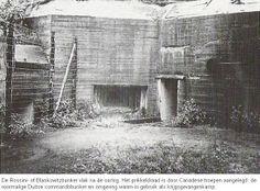 BUNKERINFO - Bunkers, Info, Foto's, Locaties en Meer!!!: Het hoofdkwartier van de Atlantikwall in Nederland