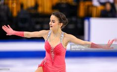 Ivett Toth of Hungary competes during Day 4 of the ISU World Figure Skating Championships 2016 at TD Garden on March 31, 2016 in Boston, Massachusetts.