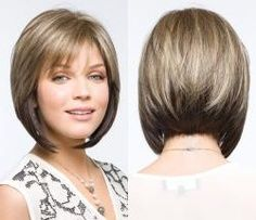 inverted bob back view - Google Search