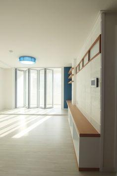 Before & After : 부부와 아이가 사는 26평 아파트 리모델링
