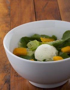 Saladaverde com manga e sorvete de manjericão_FRANK & CHARLES_foto LailsonSantos_