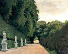 Versailles - Alexandre Benois, 1905?