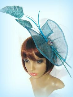 Edinburgh Fascinators & Hats -The Tiny Hat Company - - Fascinator Gallery