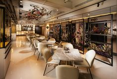 Popsy Modern Kitchen Opens in Sheung Wan Hong Kong, Modern, Conference Room, Restaurant, Dining, Kitchen, Appreciation, Furniture, News