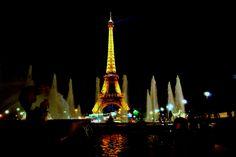 Parigi; in tutto il suo splendore.