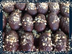 Christmas Time, Christmas Recipes, Christmas Ideas, Holiday Treats, Sweets, Food And Drink, Cookies, Chocolate, Baking