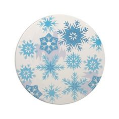 Snowflake Sandstone Coaster. Drink CoastersShower ...