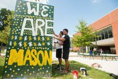 George Mason University Board of Visitors approved a new strategic 10-year plan