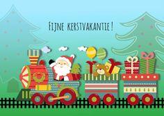 leuke kerstkaarten voor kinderen
